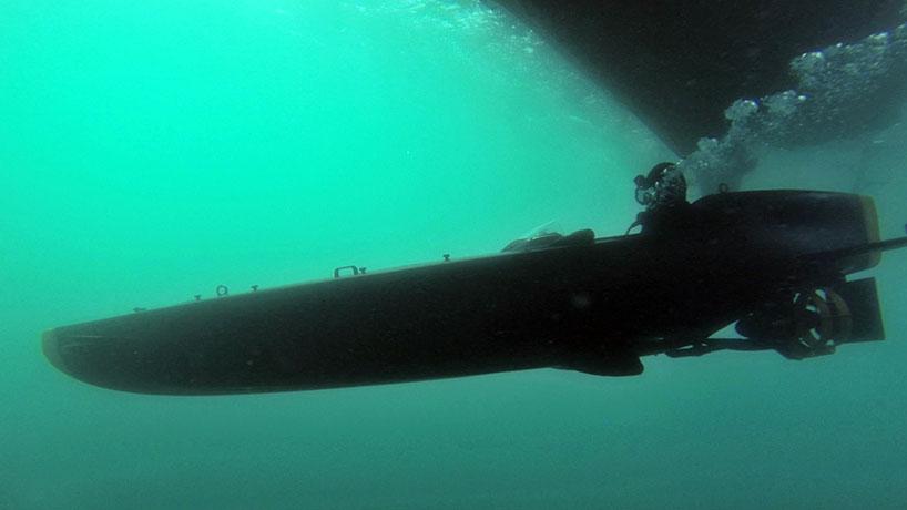 睡美人潜水艇