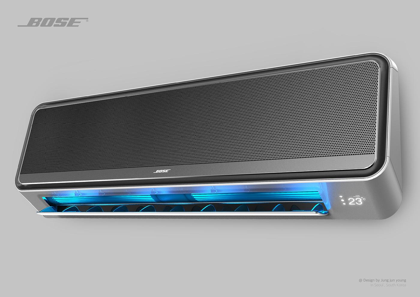 Bose空调设计