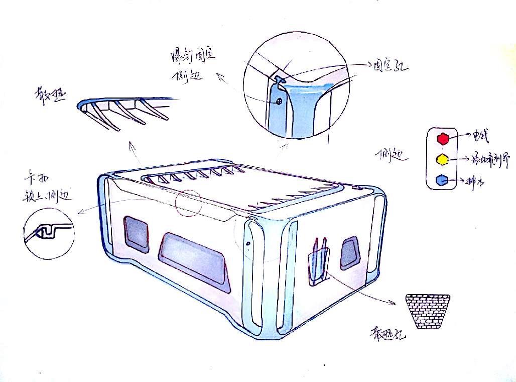 Tecolan厨房空调设计