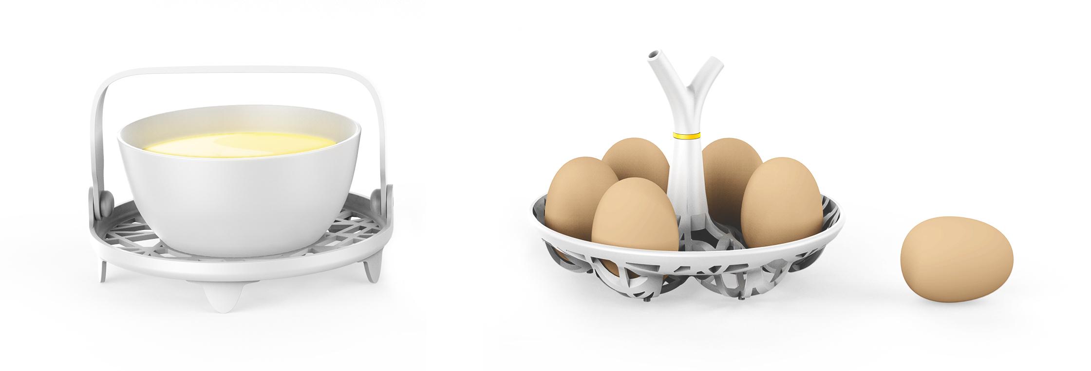67°C煮蛋器设计