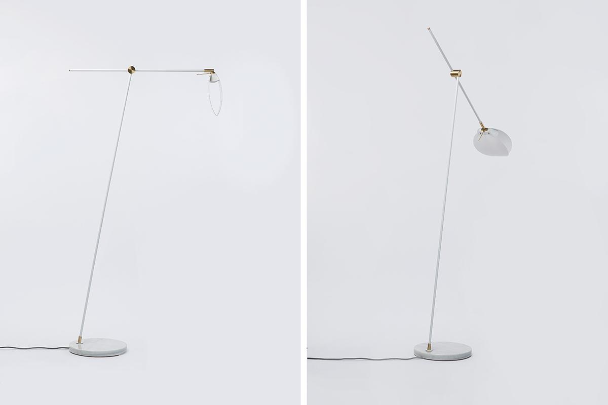 Eye极简主义灯具设计