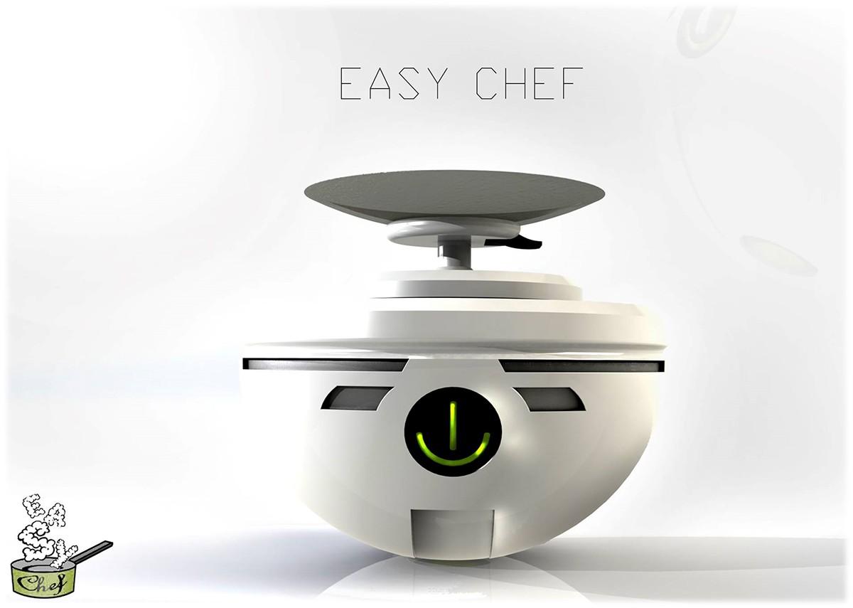 Eazy Che智能菜谱设计