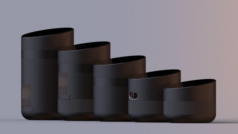 Amico空气净化器模块化设计