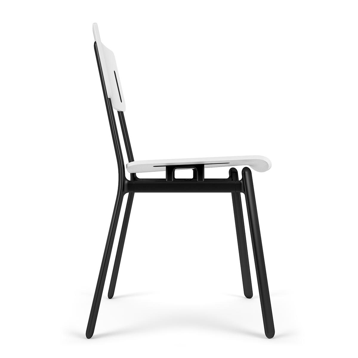 ALTONA塑料椅子概念设计