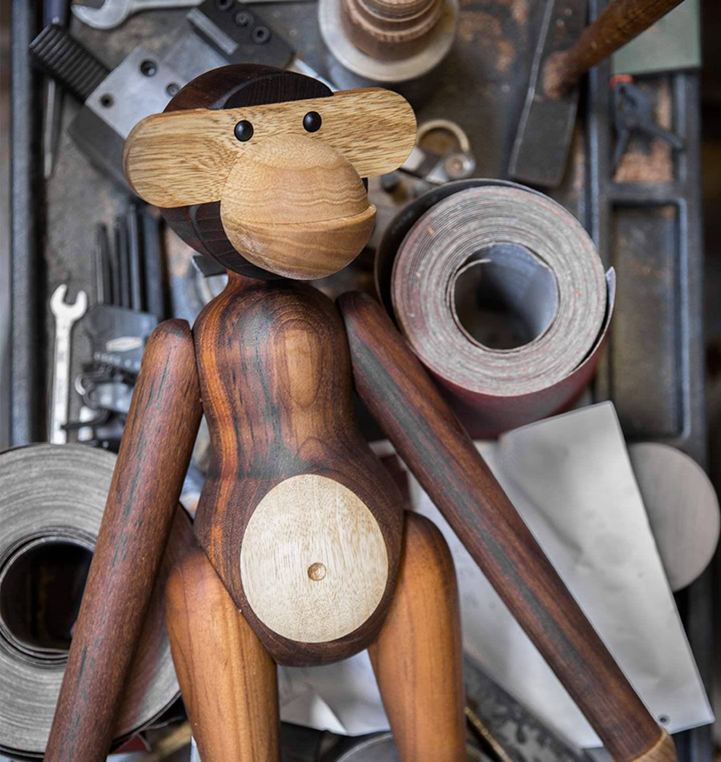 猴子家居萌趣摆件设计