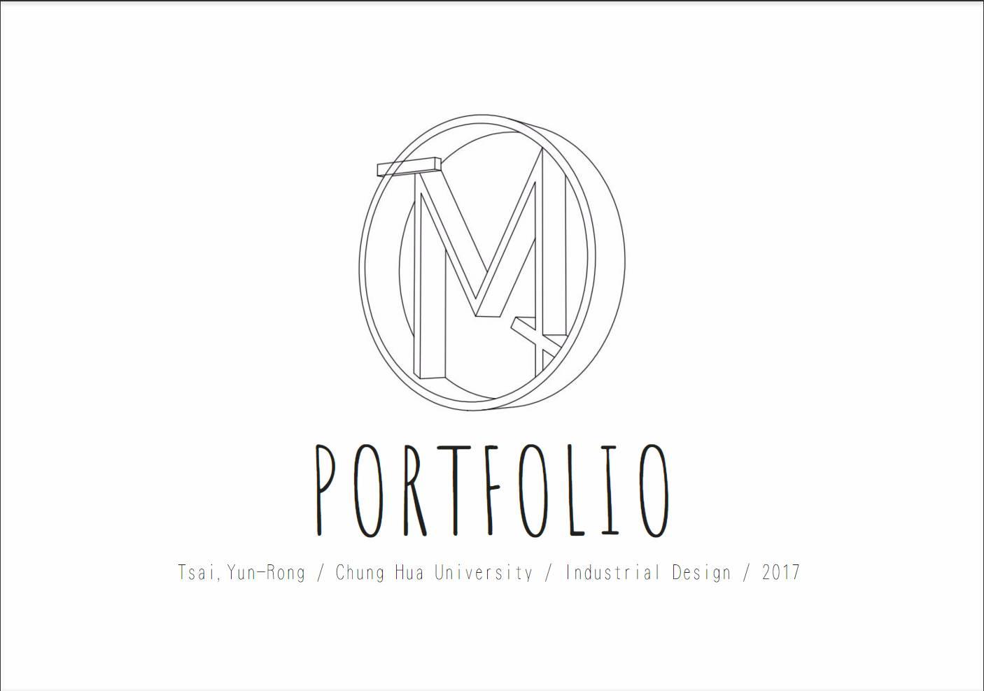 """工业设计作品集封面创意技巧,""""线""""在作品集封面排版设计中的应用图片"""