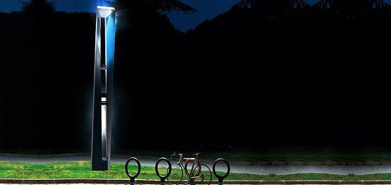 十大路灯创意设计,路灯设计创意作品集