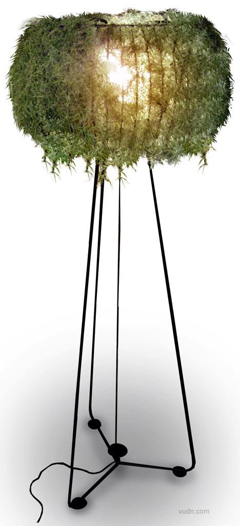 工业设计作品集,十款落地灯创意设计作品欣赏_优概念