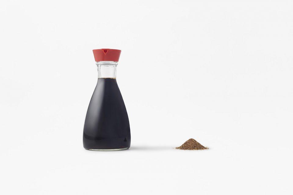 新型粉末酱油