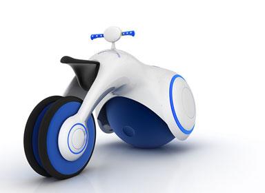 概念儿童自行车设计