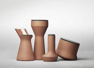 本杰明·休伯特系列储物罐设计