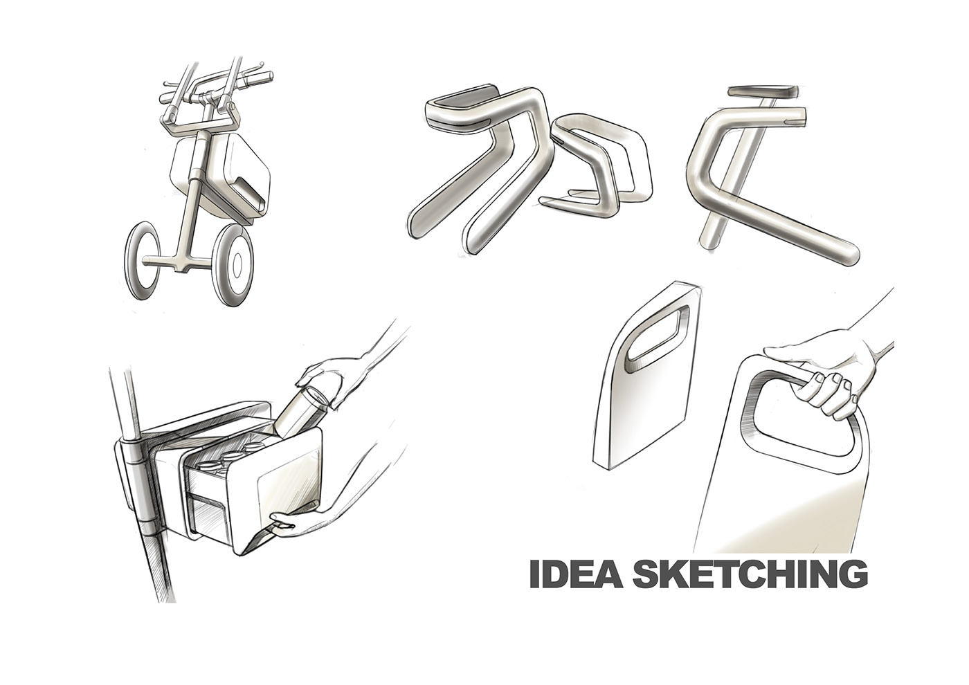 模块化太阳能电动车概念设计