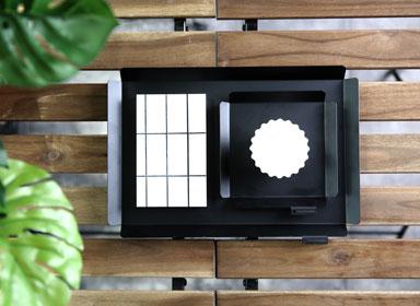 环保简易餐盘设计