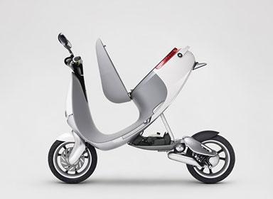 Gogoro智能电动摩托车