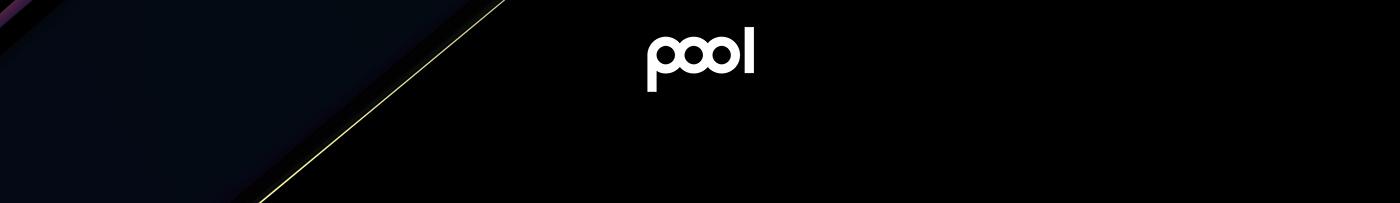 创意Pool餐具设计