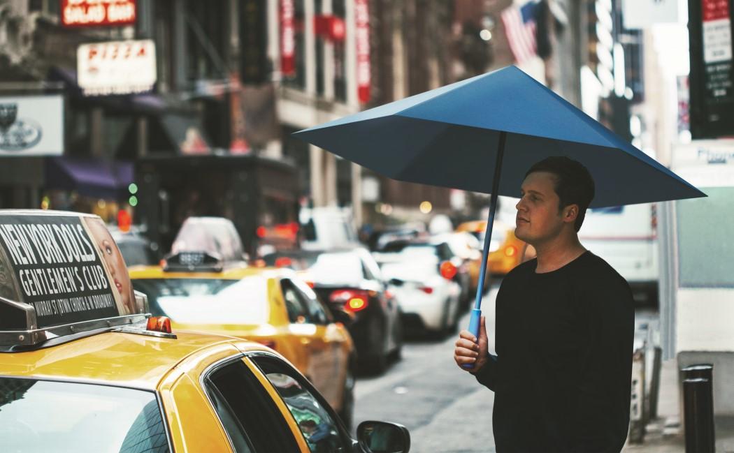 红点奖Sa雨伞设计