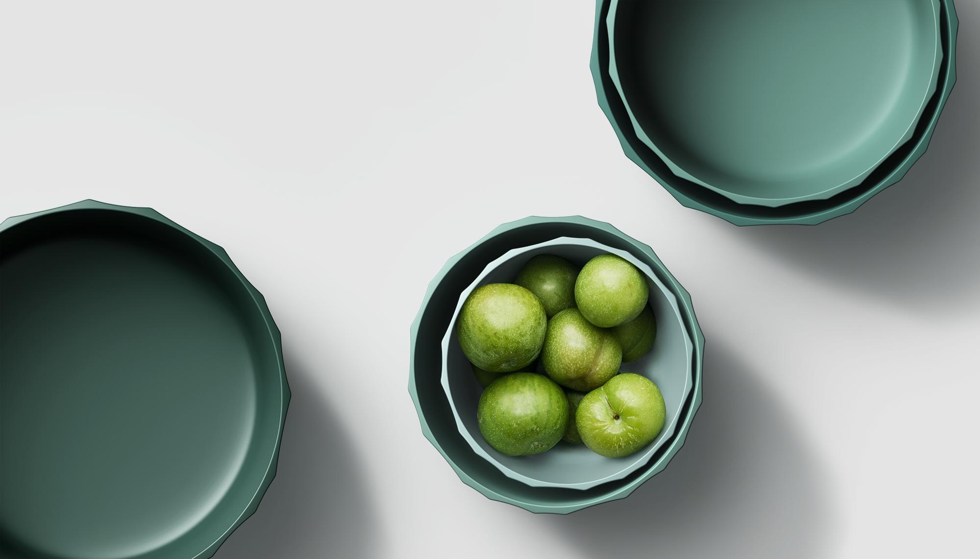 叠-餐具创意设计