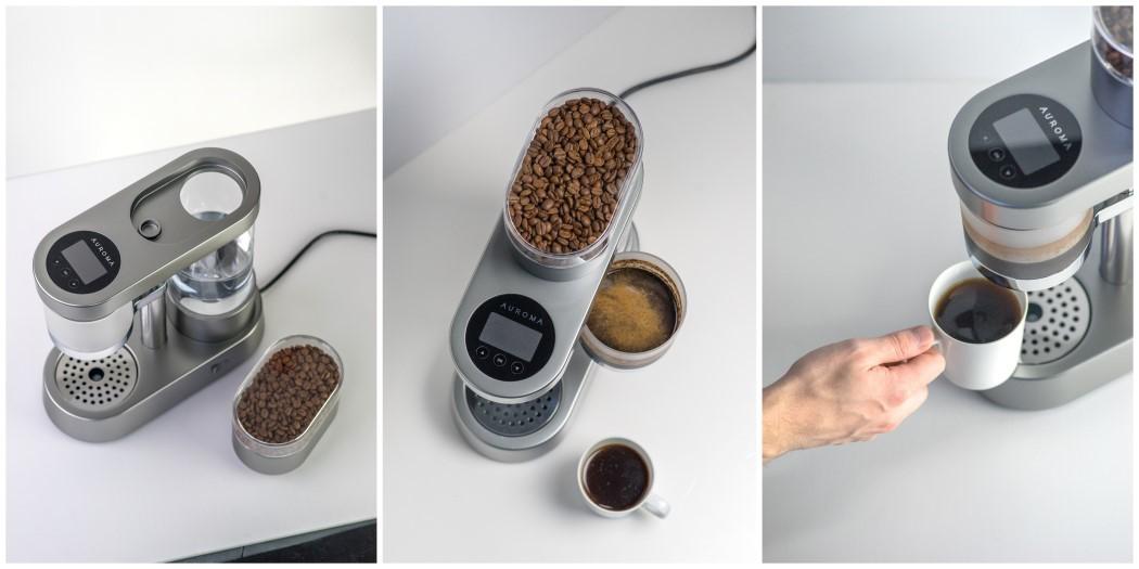 完美Auroma咖啡机