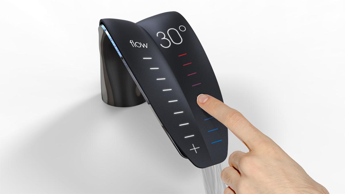 温控水龙头设计