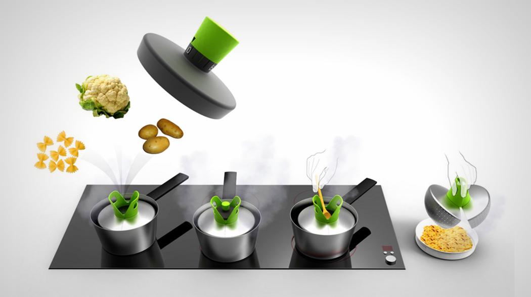 多合一厨房工具神器