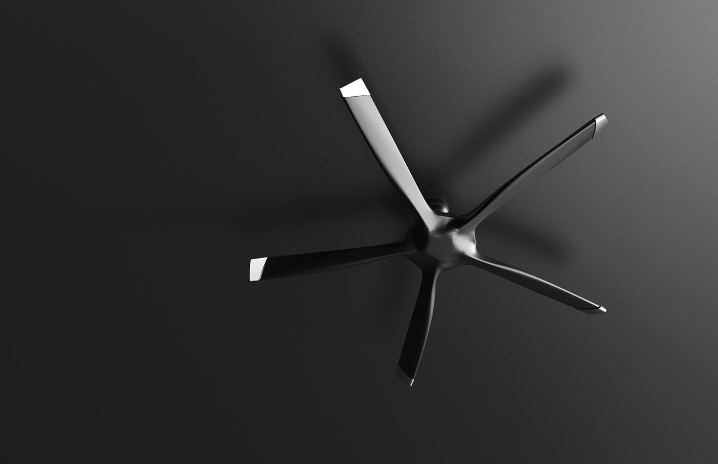 Airy Fan奥迪品牌吊顶电风扇