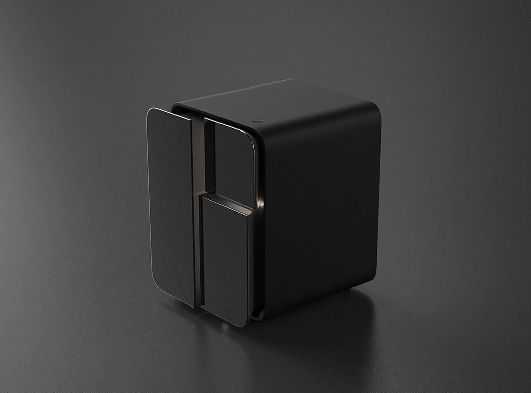 创意模块化音箱设计