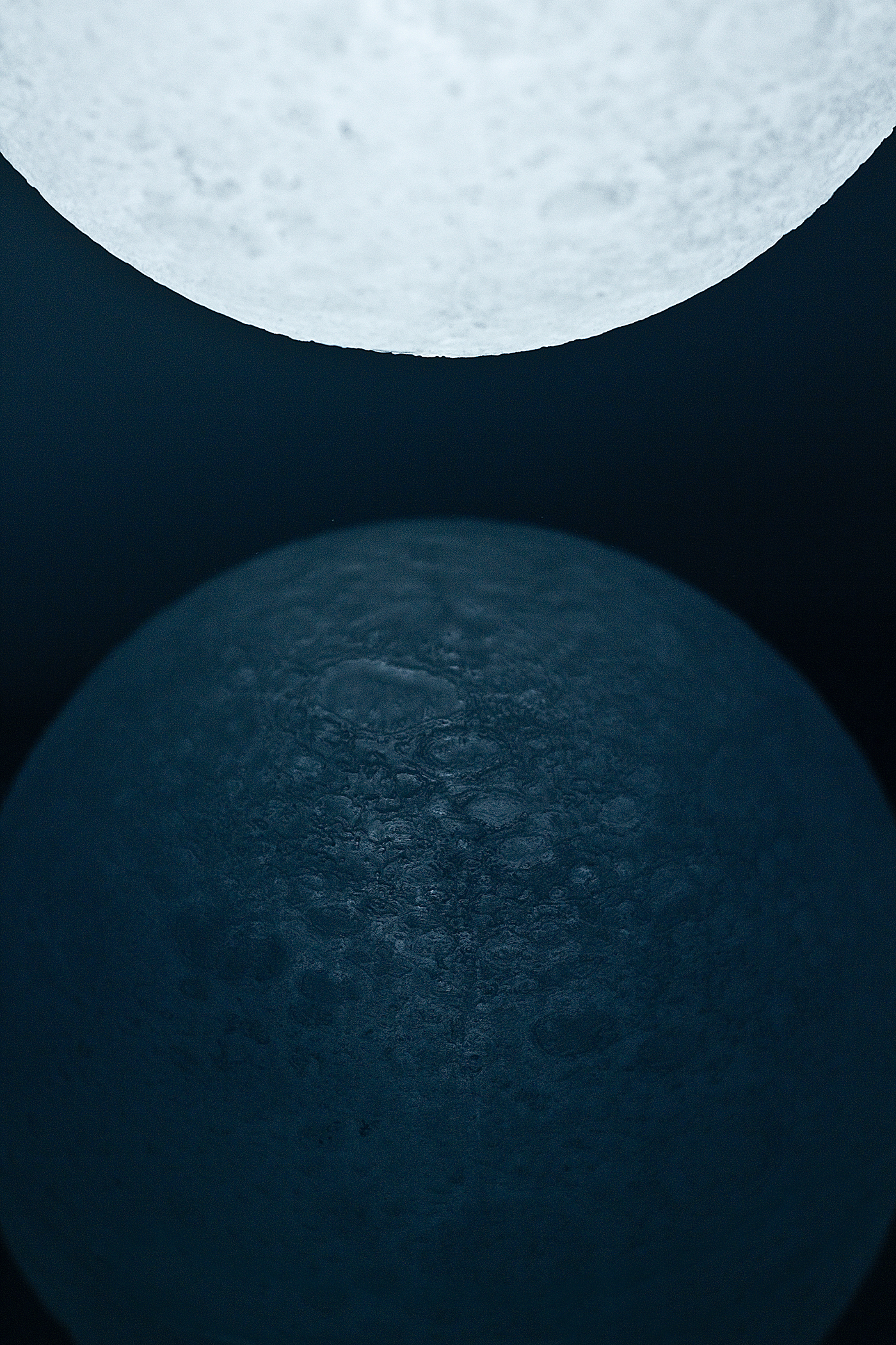 """THE MOON""LED灯具设计"