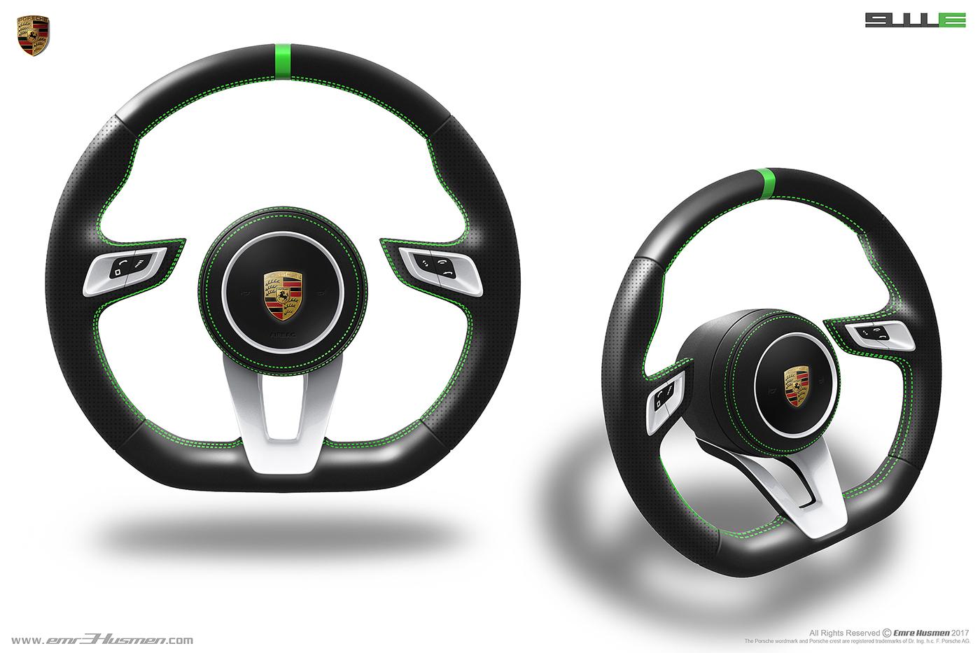 2020年保时捷911-E