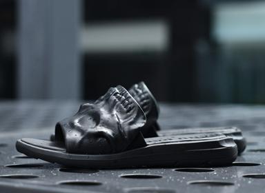 BANU3D打印拖鞋