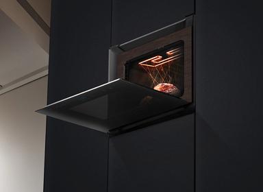 Curious智能烤箱概念设计