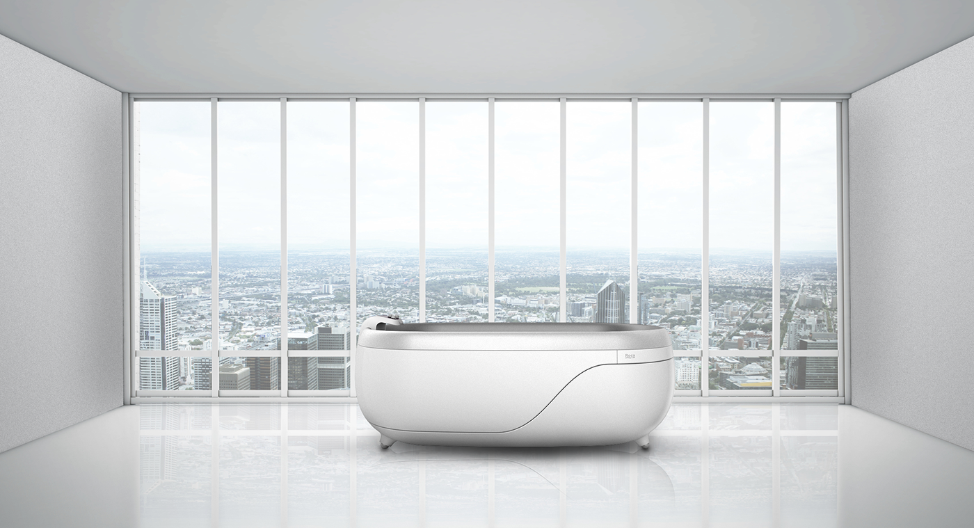 Rlax洗浴池概念设计