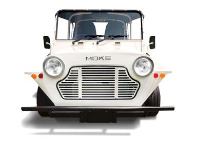 Moke汽车再设计