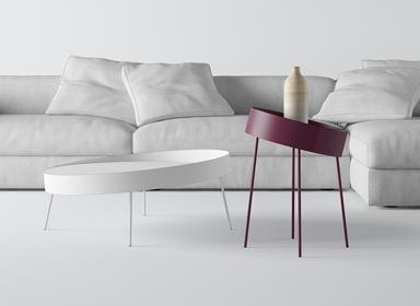 实用与装饰艺术兼得的桌子
