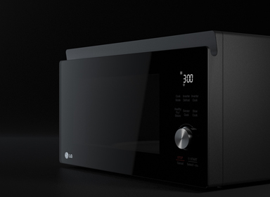 LG Neo主厨系列微波炉设计