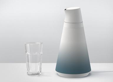 KETTLE分离式净水器设计