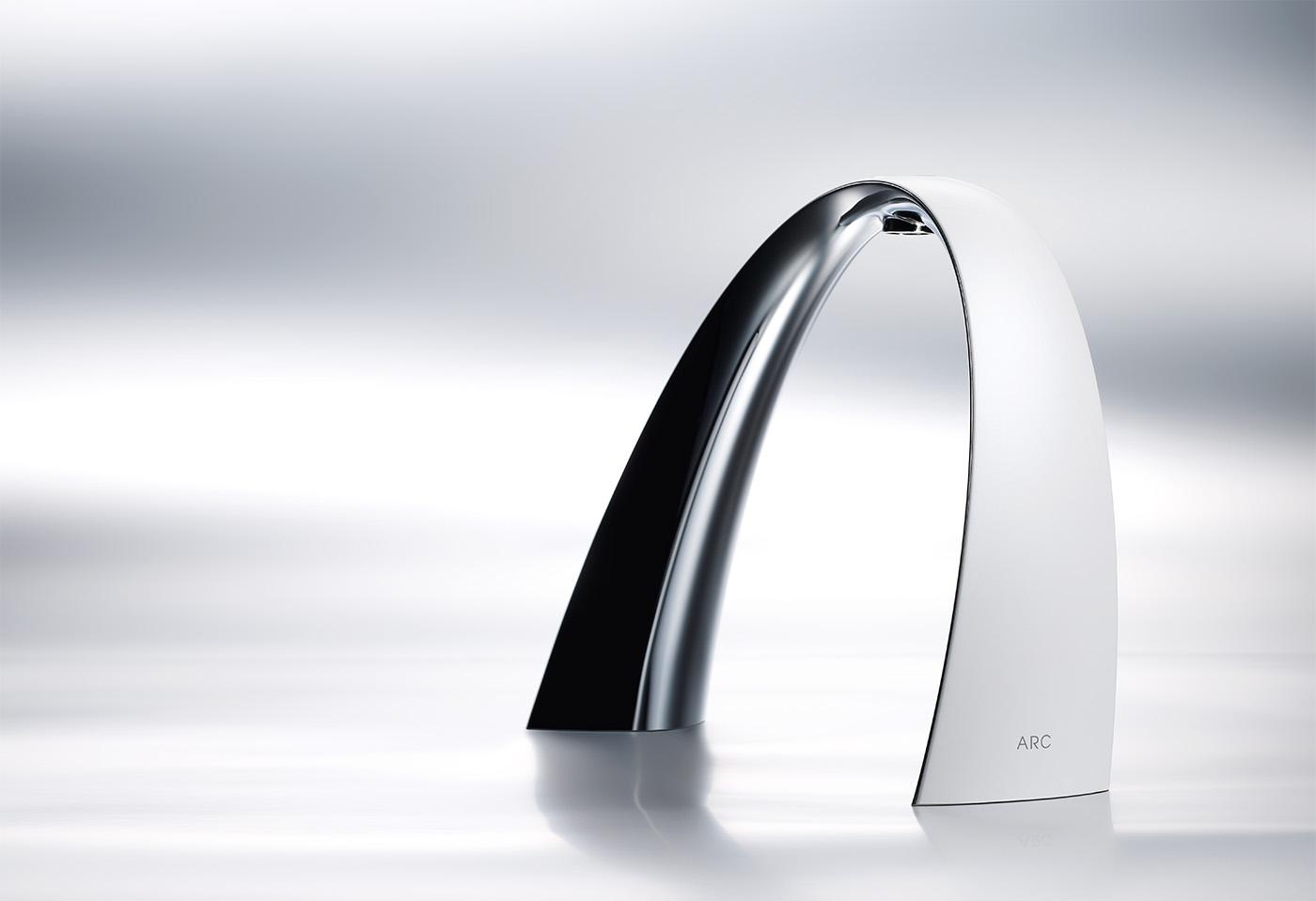 带净水功能的ARC弧线水龙头