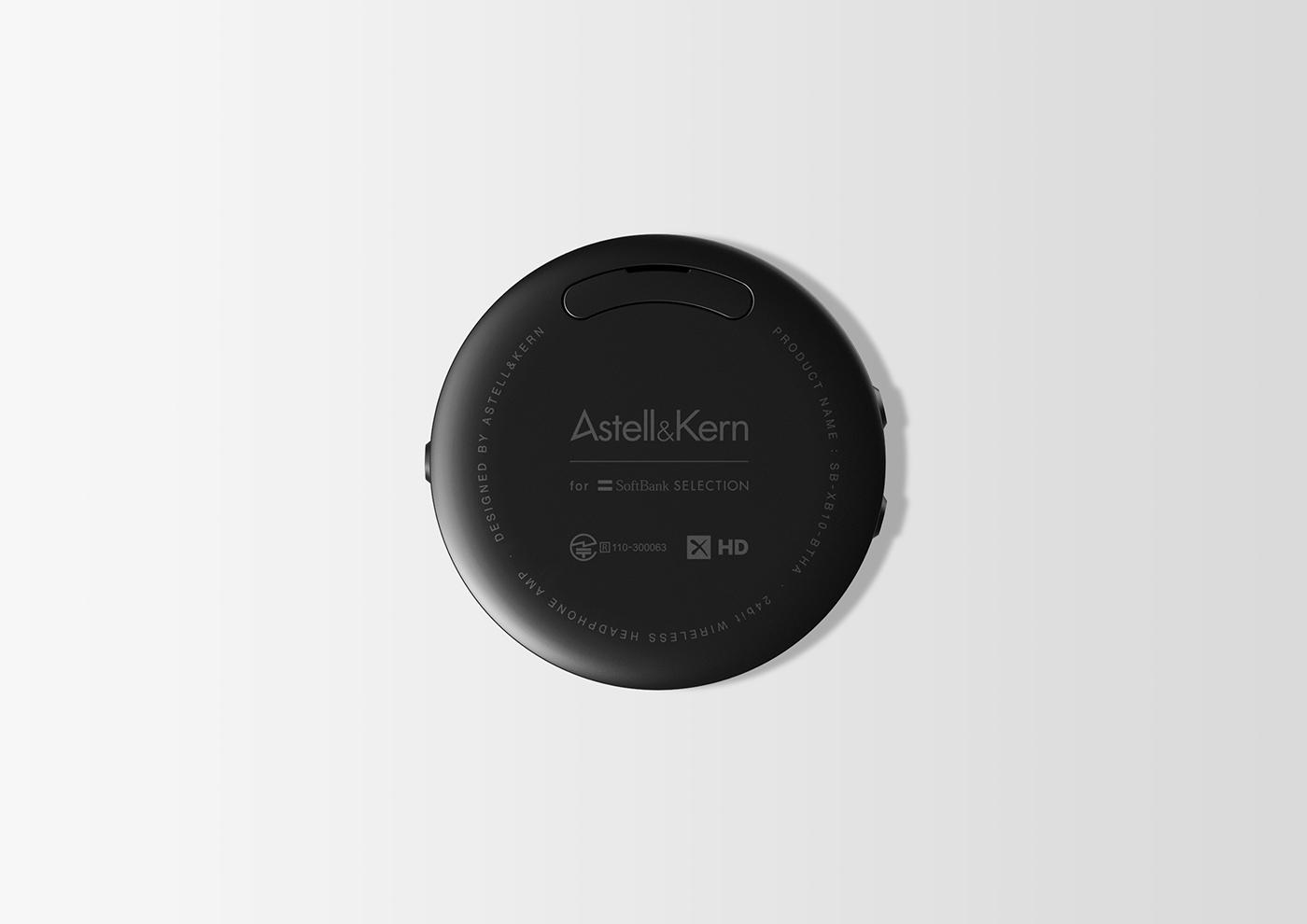 AK xb10 无线耳机放大器