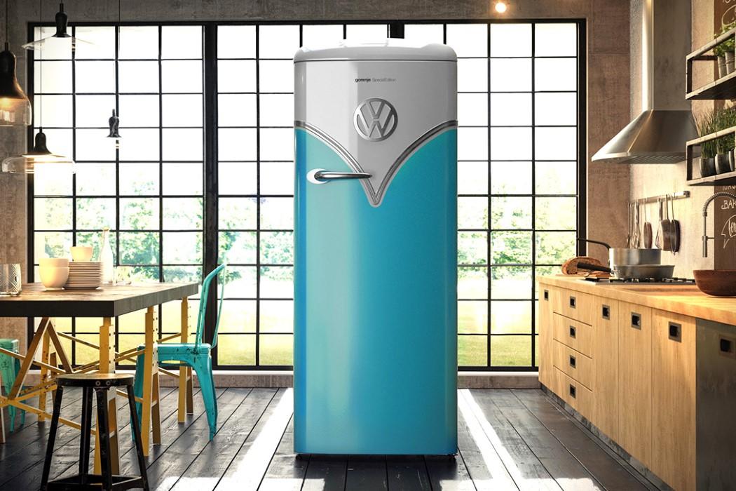 创意大众冰箱设计