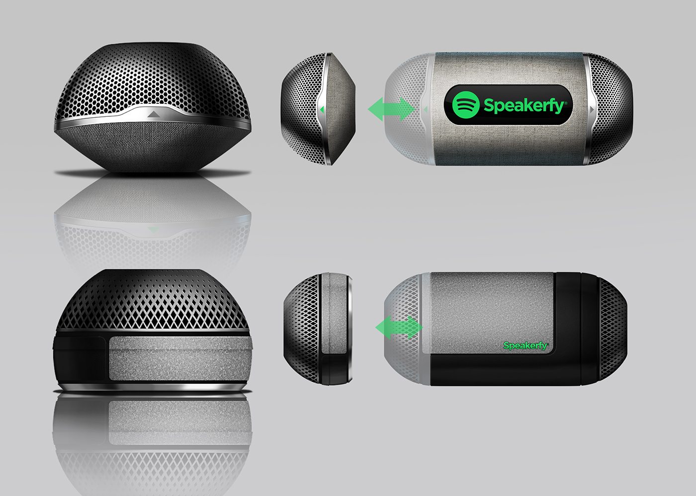 Speakerfy蓝牙音箱