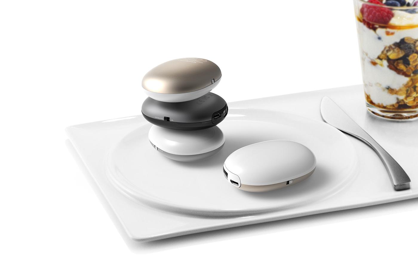 创意Beam 2S充电宝设计
