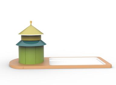 创意儿童餐具设计