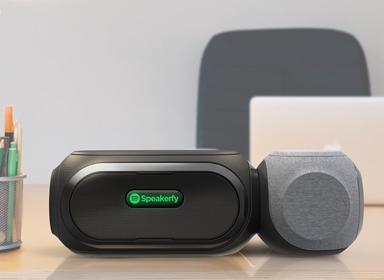 模块化Speakerfy蓝牙音箱