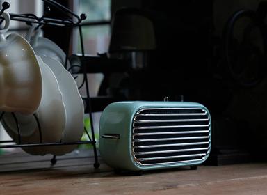 复古造型无线扬声器Poison
