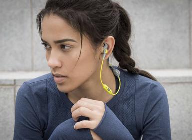 ActionFit运动耳机设计