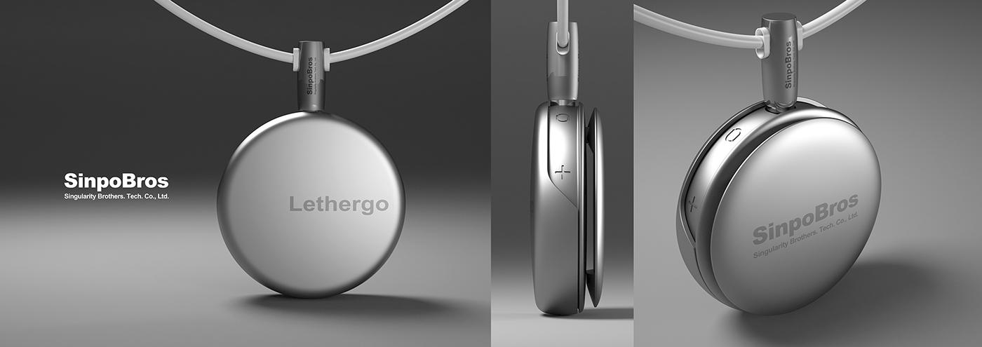 Lethergo穿戴式MP3设计