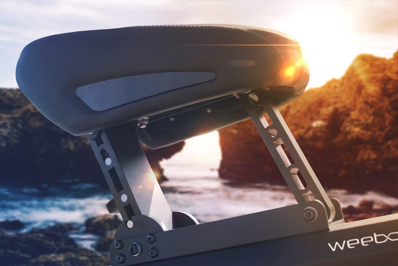 Aero可折叠电动助力自行车