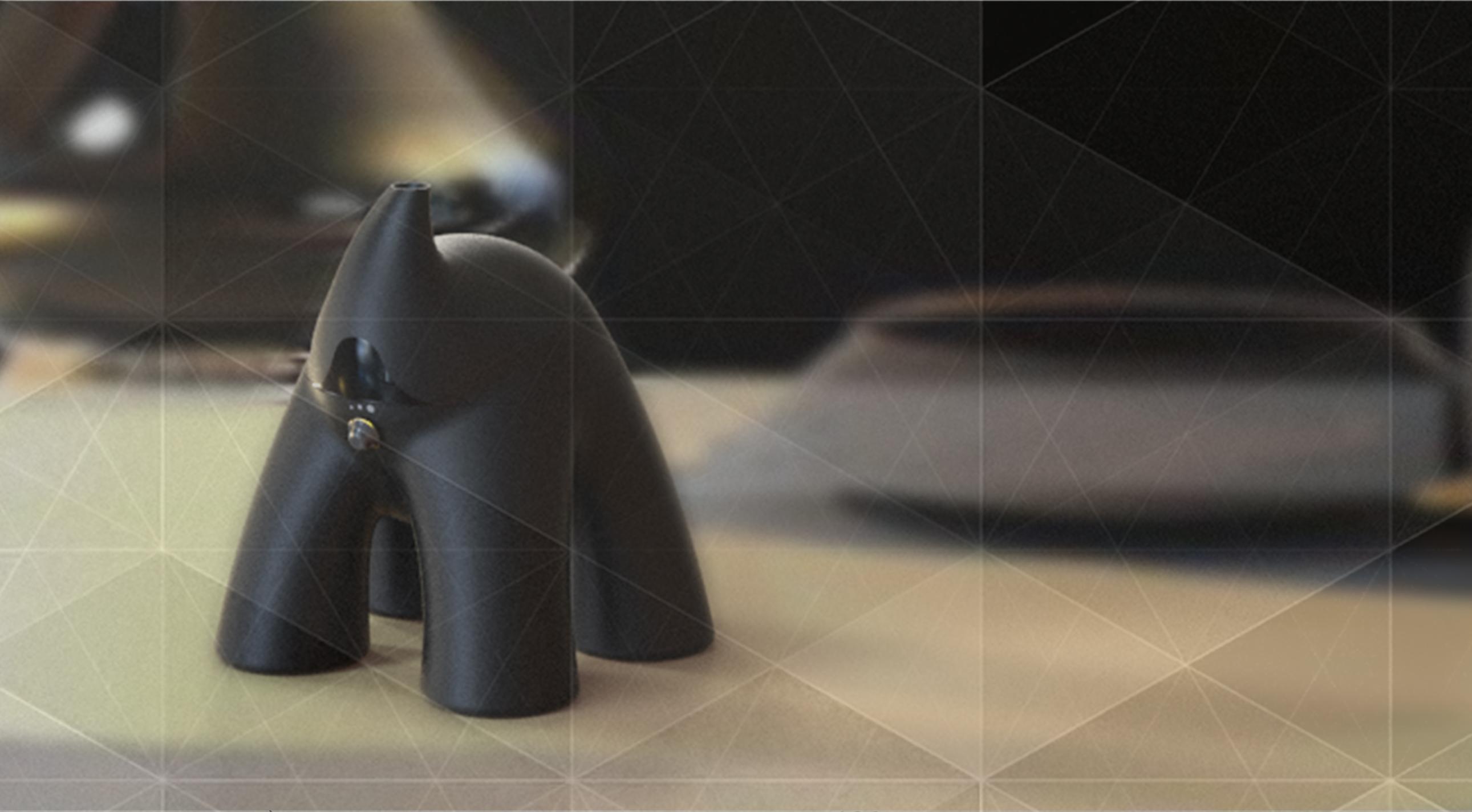 黑象加湿器