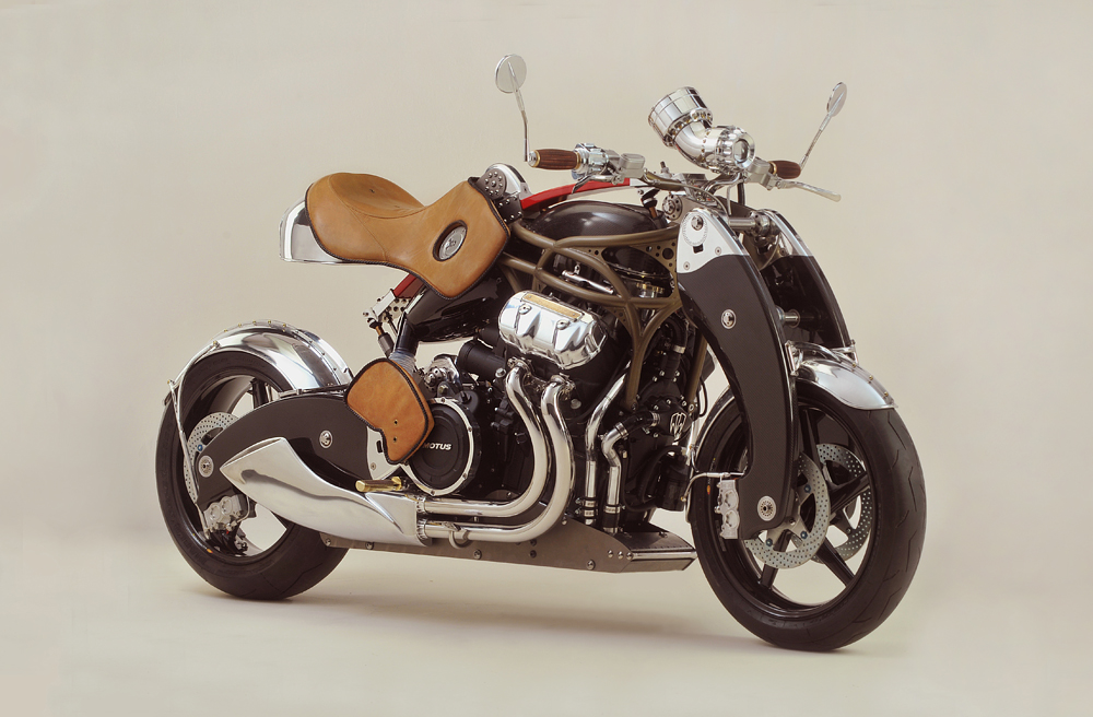 Bienville Legac超酷复古摩托车