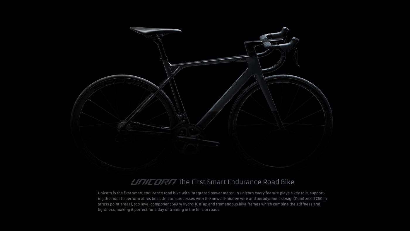 UNICORN智能公路自行车