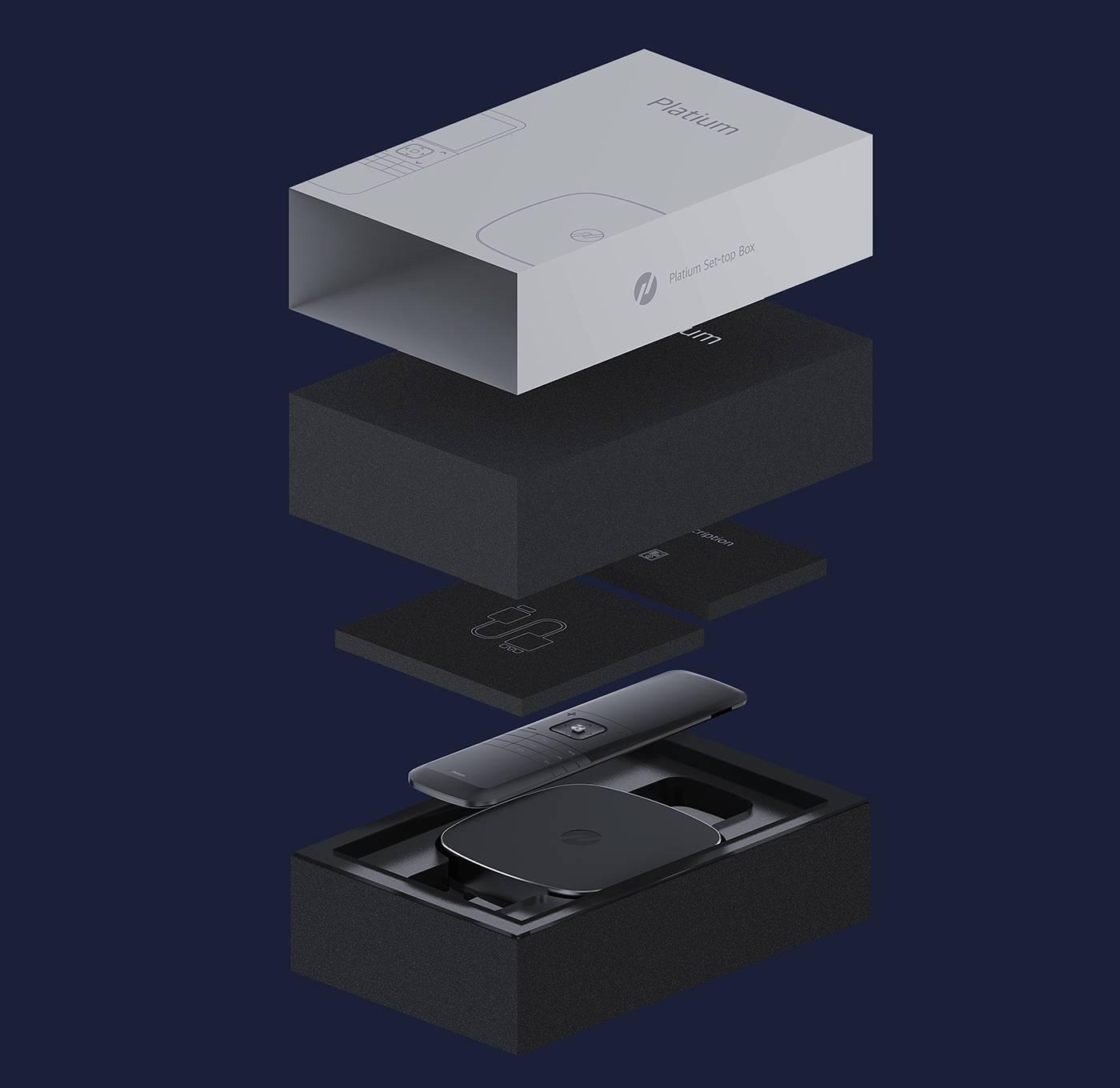 遥控器与机顶盒设计